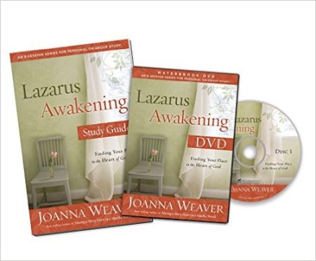Lazarus AWaking dvd study set