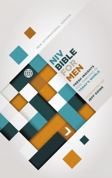 NIV bible for men